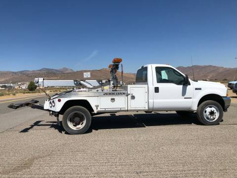 2003 Ford F-550 Super Duty for sale at Brand X Inc. in Mound House NV