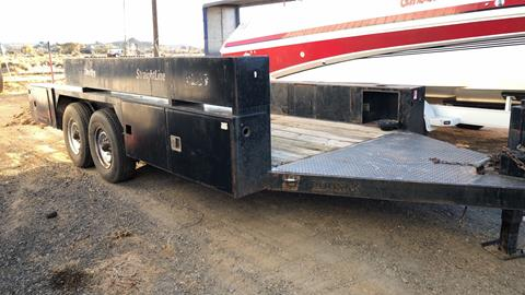 1991 DOON FLATBED for sale in Mound House, NV