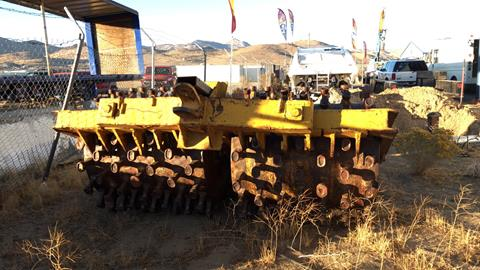 1985 Roller Sheep foot roller for sale in Mound House, NV
