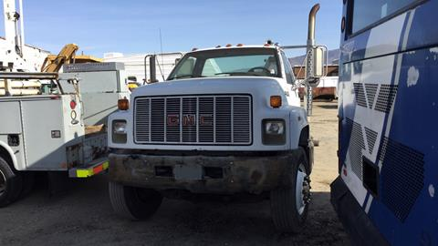 1991 GMC TOPKICK C7 for sale in Mound House, NV