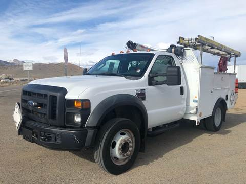 2008 Ford F-450 Super Duty for sale in Mound House, NV