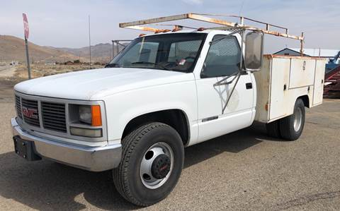 1990 GMC Sierra 3500 for sale in Mound House, NV