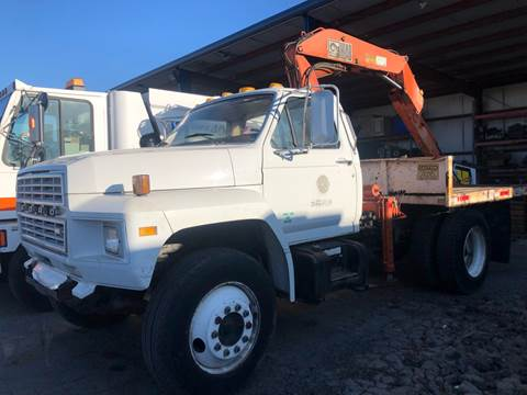 1981 Ford F-700 for sale in Mound House, NV