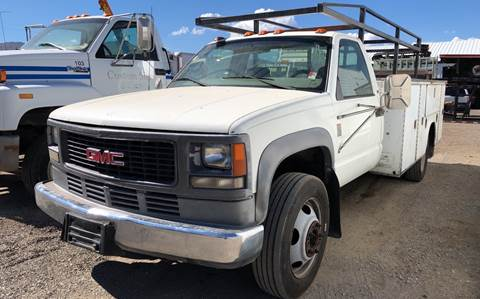 2000 GMC Sierra 3500 for sale in Mound House, NV