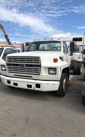 1991 Ford F-600 for sale in Mound House, NV