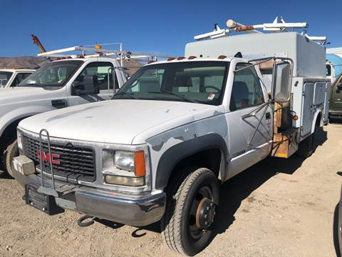 1999 GMC Sierra 3500 for sale in Mound House, NV