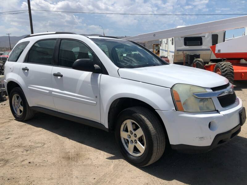 2007 Chevrolet Equinox for sale at Brand X Inc. in Mound House NV