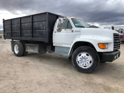 1999 Ford F-800 for sale at Brand X Inc. in Mound House NV