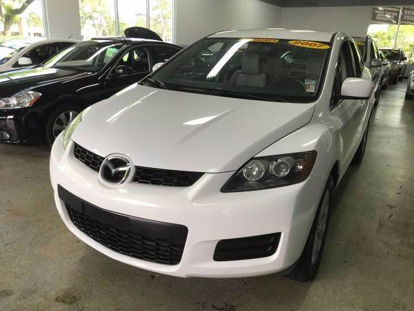 2007 Mazda CX 7 For Sale At Florida Best Auto Deals Corp In Hallandale Beach