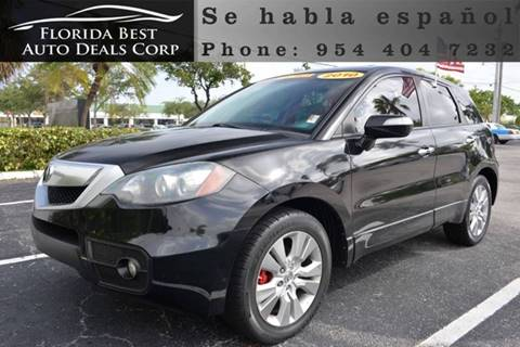 Used Cars Hallandale Beach Auto Financing For Bad Credit Miami FL - Best acura rdx lease deals