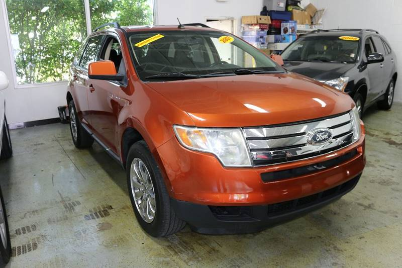 Ford Edge For Sale At Florida Best Auto Deals Corp In Hallandale Beach Fl