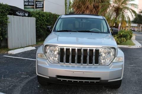 2008 Jeep Liberty for sale in Hallandale Beach, FL