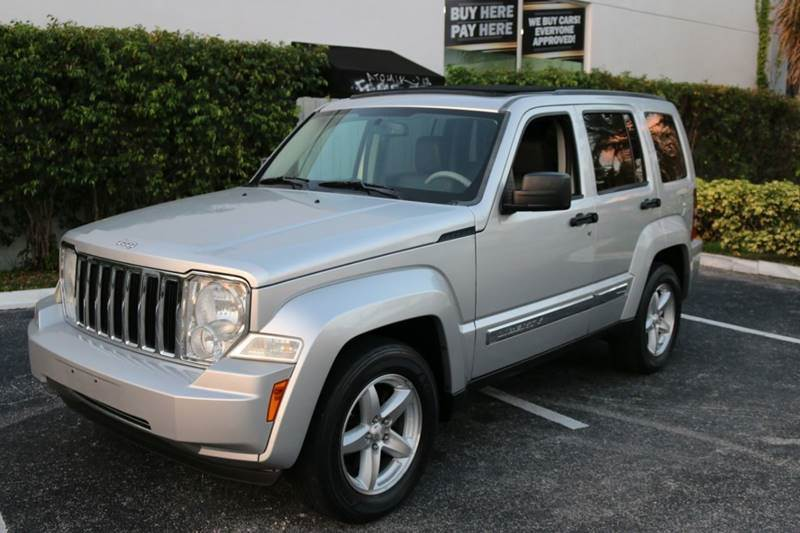 2008 Jeep Liberty for sale in Hallandale Beach, FL