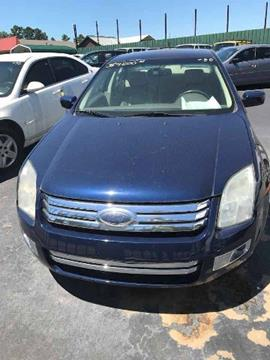 2007 Ford Fusion for sale in Little Rock, AR