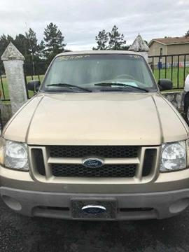 2001 Ford Explorer Sport for sale in Little Rock, AR