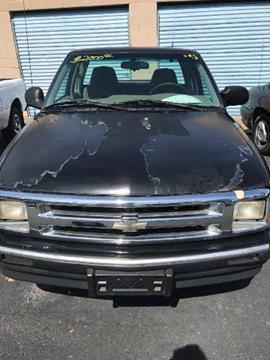 1996 Chevrolet S-10 for sale in Little Rock, AR