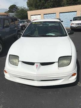2001 Pontiac Sunfire for sale in Little Rock, AR