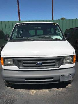 2005 Ford E-Series Wagon for sale in Little Rock, AR