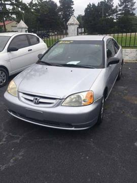 2001 Honda Civic for sale in Little Rock, AR