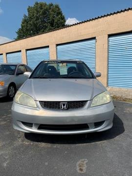 2004 Honda Civic for sale in Little Rock, AR