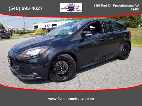 2013 Ford Focus for sale in Fredericksburg, VA
