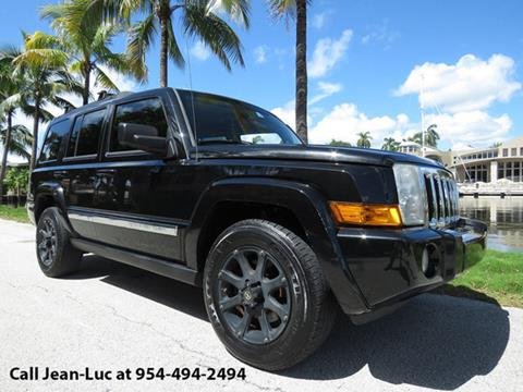 2010 Jeep Commander for sale in Fort Lauderdale, FL
