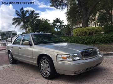 2006 Mercury Grand Marquis for sale in Fort Lauderdale, FL