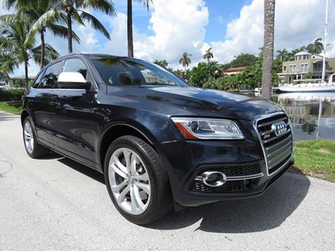 2014 Audi SQ5 for sale in Fort Lauderdale, FL