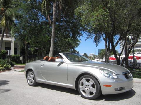 2005 Lexus SC 430 for sale in Fort Lauderdale, FL