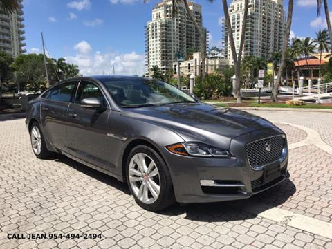 2016 Jaguar XJL for sale in Fort Lauderdale, FL