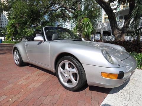 1997 Porsche 911 for sale in Fort Lauderdale, FL