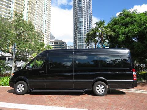 2012 Mercedes-Benz Sprinter Cargo for sale in Fort Lauderdale, FL
