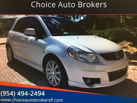 2011 Suzuki SX4 Sportback for sale in Fort Lauderdale, FL
