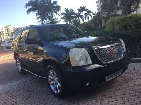 2008 GMC Yukon for sale in Fort Lauderdale, FL