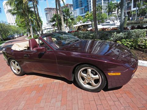 1990 Porsche 944 for sale in Fort Lauderdale, FL
