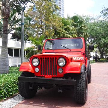 1983 Jeep CJ-7