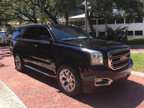 2015 GMC Yukon for sale in Fort Lauderdale, FL