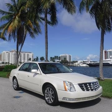 2009 Cadillac DTS for sale in Fort Lauderdale, FL