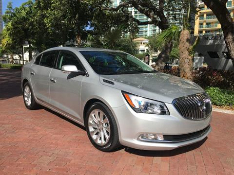 2015 Buick LaCrosse for sale in Fort Lauderdale, FL