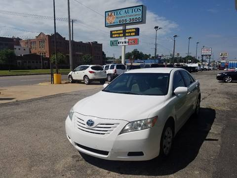 2009 Toyota Camry for sale in Oklahoma City, OK