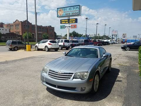 2004 Chrysler Crossfire for sale in Oklahoma City, OK