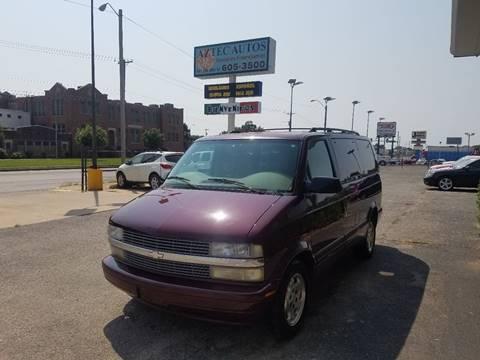 2004 Chevrolet Astro for sale in Oklahoma City, OK