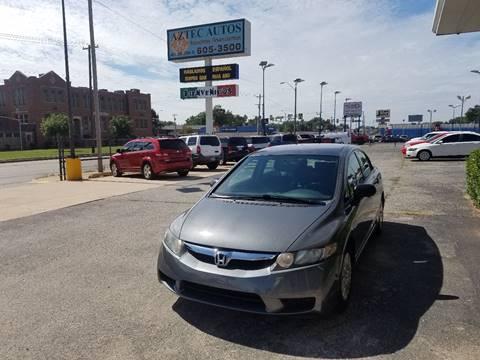 2011 Honda Civic for sale in Oklahoma City, OK