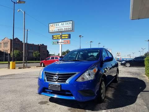 2015 Nissan Versa for sale in Oklahoma City, OK