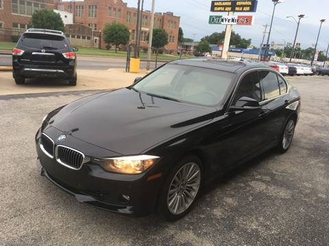 2014 BMW 3 Series for sale in Oklahoma City, OK