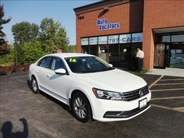 2016 Volkswagen Passat for sale in Webster, NY