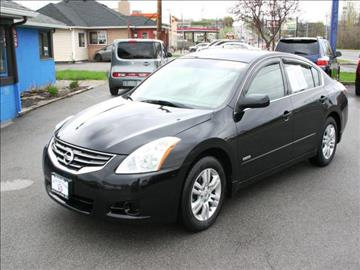 2010 Nissan Altima Hybrid for sale in Rochester, NY