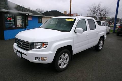 2014 Honda Ridgeline For Sale At Auto Locators Inc   Why Drive Junk In Rochester  NY