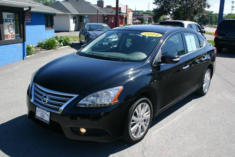 2014 Nissan Sentra For Sale At Auto Locators Inc   Why Drive Junk In  Rochester NY