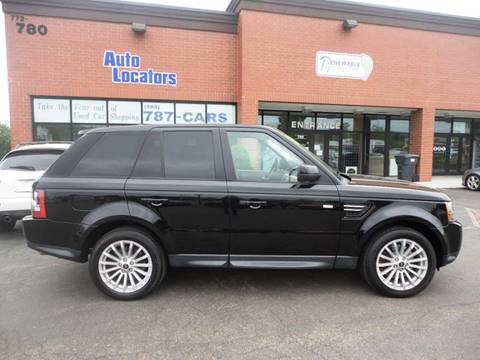 Land Rover Range Rover For Sale In Webster Ny Carsforsale Com